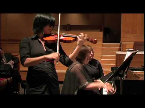 Carol Worthey's ROMANZA (2009) (world premiere)