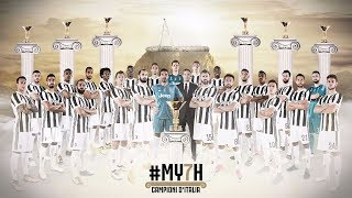 Juve become #MY7H!