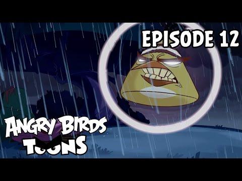 Angry Birds Toons #12 - Thunder Chuck
