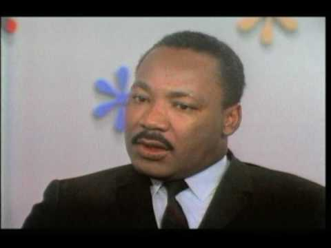 Martin Luther King Jr Interview (Part 3 of 3)