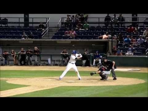 Corey Seager's Home Debut with Rancho Cucamonga Quakes