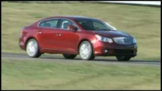 Driving new Buick LaCrosse 2010 videos