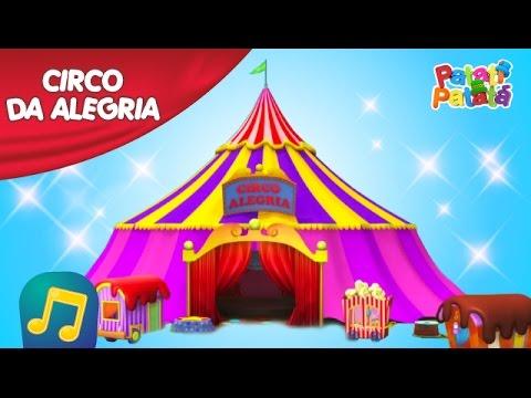 Circo da Alegria - Patati Patatá (DVD Coletânea de Sucessos)