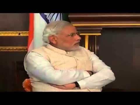 PM Shri Narendra Modi meets Bhutan PM Mr. Tshering Tobgay - 15 June 2014