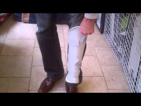 Stretton-Fox Wicket Keeping/Fielding Shin Pads
