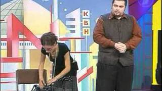 КВН Лучшее: КВН Премьер лига (2004) 1/2 - Мегаполис - Приветствие