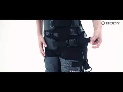 Как одевать костюм XBody