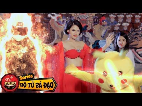 Bộ Tứ Bá Đạo | Tập 12 : Điêu Thuyền Xuất Chiến - Triệu Hồi Pikachu