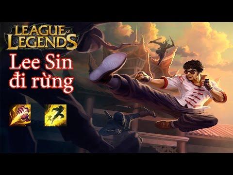 [LMHT] Lee Sin đi rừng | Cách lên đồ cho Lee Sin