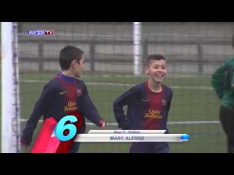 10 tuyệt phẩm của tài năng nhí lò đào tạo Barca 2013 - Vnexpress