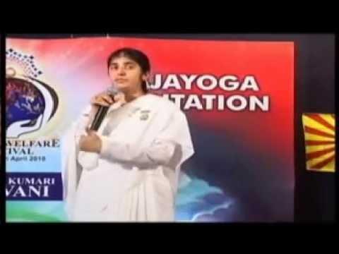 BK Shivani - Raja Yoga 2 - Source of Love - The Supreme Father Supreme Soul (Hindi)