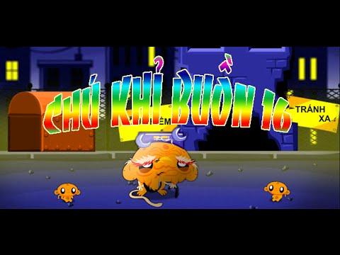 Game chú khỉ buồn 16 - Xem video hướng dẫn chơi game 24h