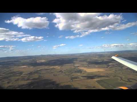 Tiger Airways take off from Melbourne to Adelaide