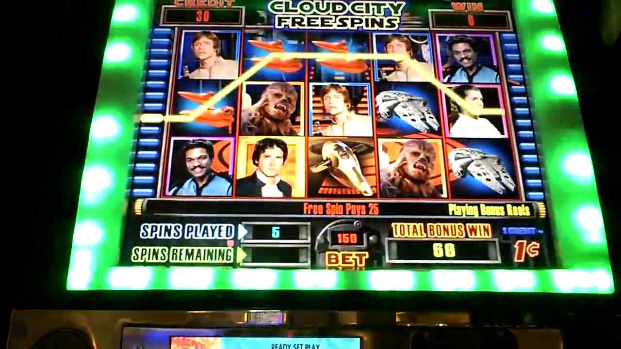 Star city casino slot machines