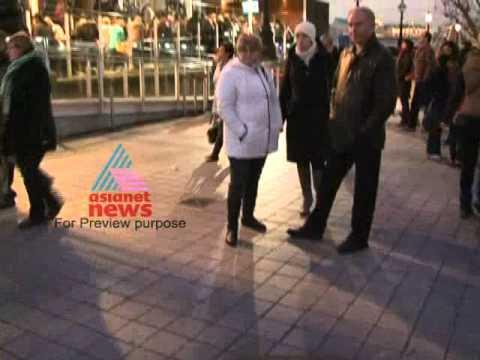 Asianet News Santa Yatra 2011 in London (United Kingdom) Part 1