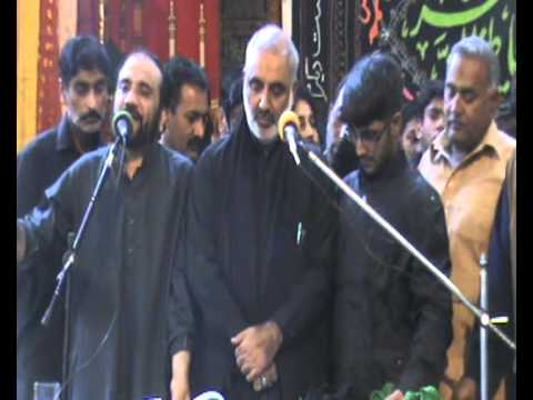 Part 4 of 5 - Muharram 6th 2013 - KARAMAT IMRANI - Thalla Bura Shah DIKHAN