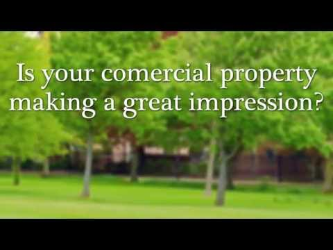 Commercial Grounds Maintenance Property Companies: Colorado Springs CO - Call Us @ 719.963.6267