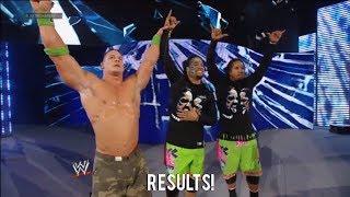 WWE Payback 2014 John Cena vs Bray Wyatt Last Man Standing Match Result!