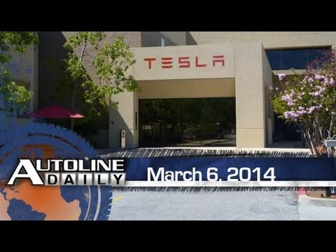 Will Tesla Buy a Car Company - Autoline Daily 1328