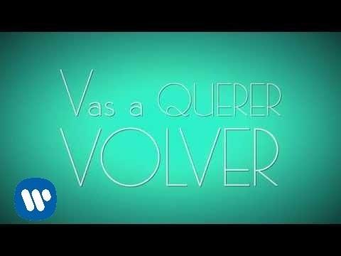 Maite Perroni - Vas a Querer Volver (Video Con Letra Oficial)