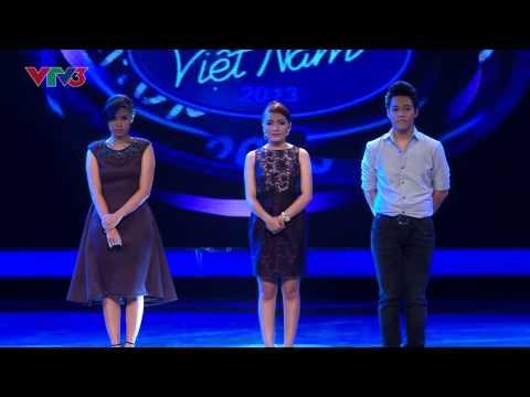 Vietnam Idol 2013 - Tập 8 - Vòng loại trực tiếp 2 - Phát sóng 16/02/2014 FULL HD