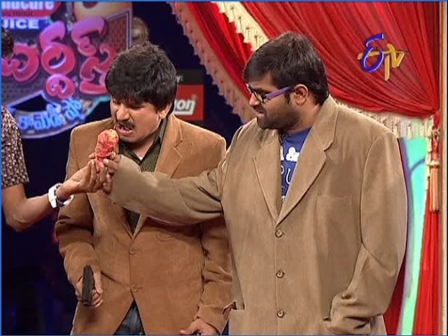 Jabardasth - Rocket Raghava Performance on 13th February 2014