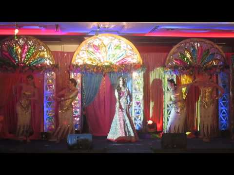 DANCE QUEENS BANGKOK ENTERTAINMENT- bride and groom dance