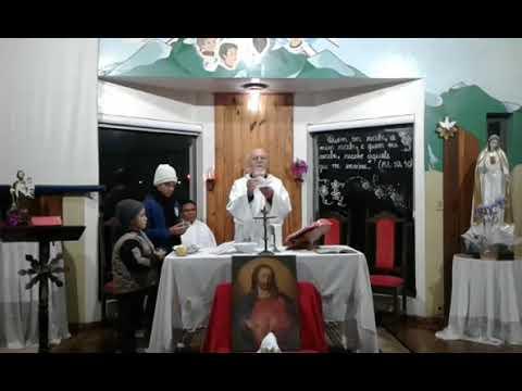 Santa Missa | 06.06.2020 | Sábado | Padre José Sometti | ANSPAZ