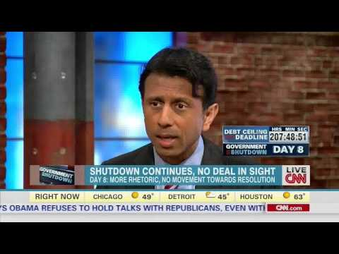 RGA Chairman Bobby Jindal on CNN's New Day