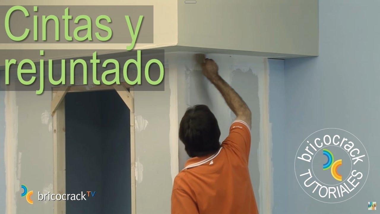 Construir tabiques de yeso laminado pladur 3 juntas - Como colocar pladur en techo ...