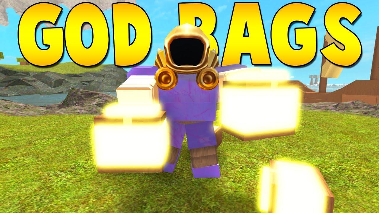 Booga Booga Wiki Bags