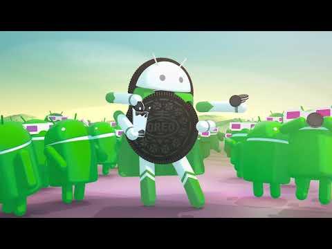 Android Oreo  Open Wonder
