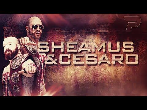 WWE: Sheamus & Cesaro 1st Custom Titantron