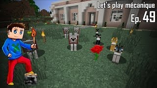 Let's Play Mécanique 2.0 ! - Ep 49 - Pêche animale