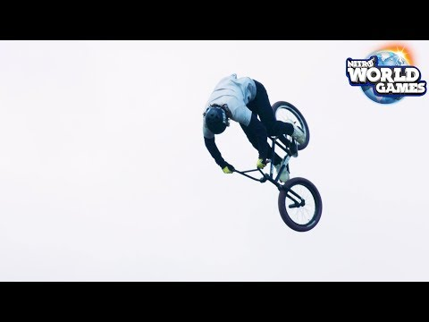 Top 10 Moments From Qualifiers for Nitro World Games 2017