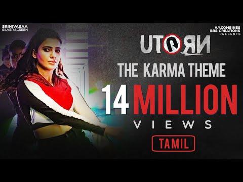 U Turn - The Karma Theme Tamil) - Samantha  Anirudh Ravichander