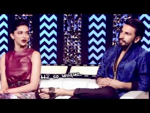 Ranveer Singh  & Deepika Padukone - Heartbeat