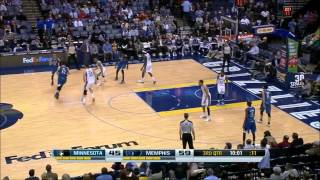 Gorgui Dieng 2013-14 Mix