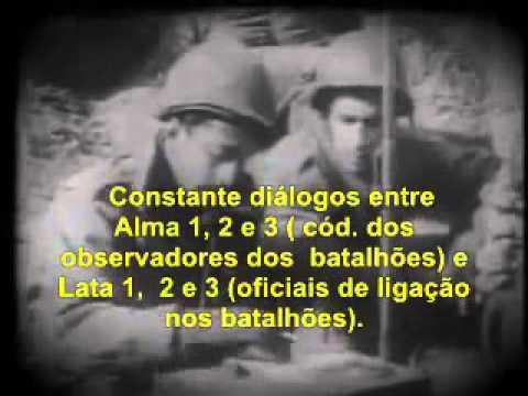 FEB - TOMADA DE ASSALTO A MONTE CASTELO- ITÁLIA