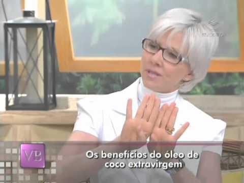 Dra Gisela Savioli fala do ÓLEO DE COCO EXTRA VIRGEM