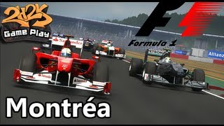 [F1 - Montréal (Online Race) - Gameplay]