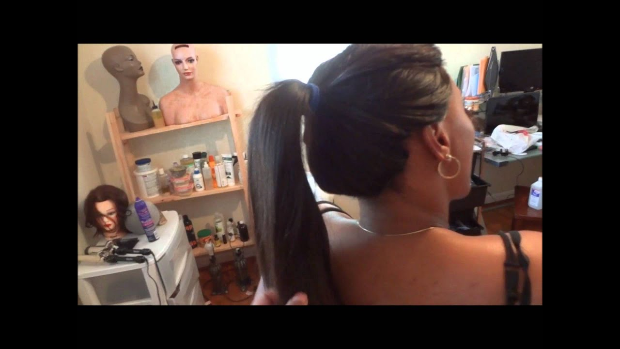 Full Sew in Invisible Hairline