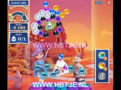 Bubble Witch Saga 2 level 105