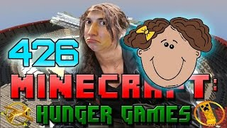 Minecraft: Hunger Games w/Mitch! Game 426 - FUNNY FIGHT FAIL!