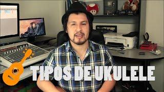 Tipos de Ukulele:  ¿Que ukulele comprar? | Comparación (HD)