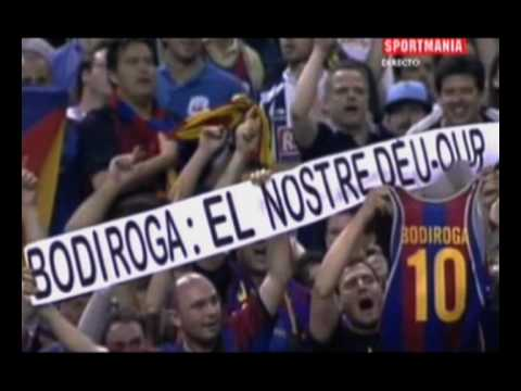 Sećanje na slavnu generaciju Barselone
