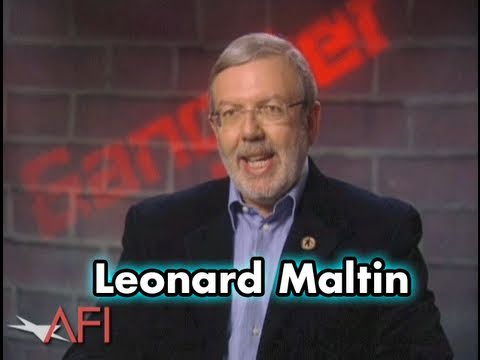 Leonard Maltin On SCARFACE