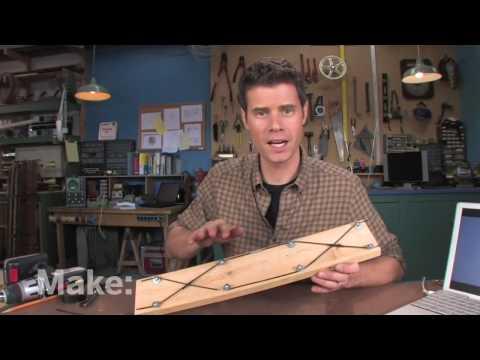 Cómo hacer una antena de TV casera