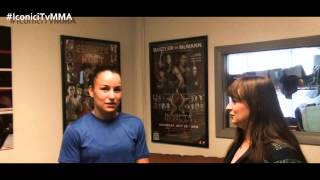[TUF 18 Competitor Raquel Pennington] Video