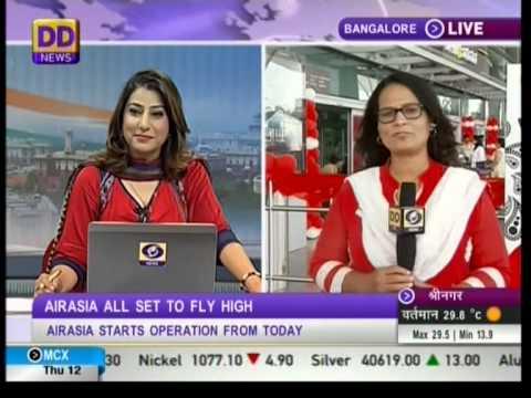 AirAsia DD Tictac Ayesha Khanum